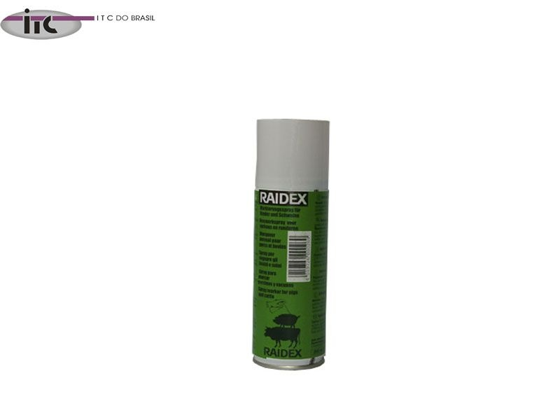 RAIDEX Spray Verde - 400ml